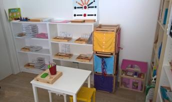 matériel montessori Camille